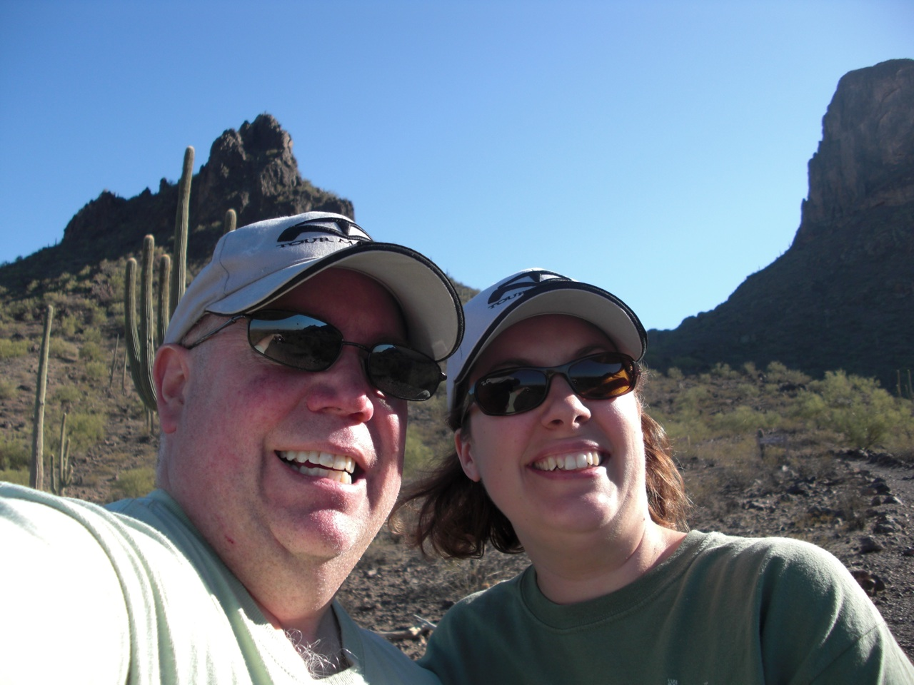 Picacho Peak State Park, AZ