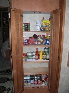 Pantry After - inside