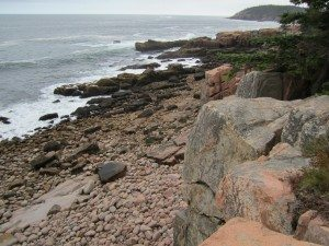 Nice View From Acadia National Park