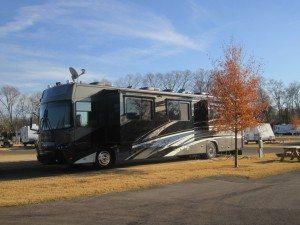 Fernbrook RV Park In Longview, TX