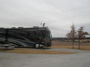 Our Spot At Bennett's RV Ranch In Granbury, TX