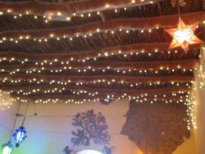 La Posta Dining Room Ceiling