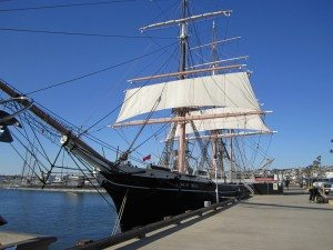 Another View Of The Star Of India