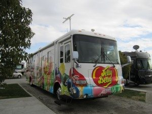 The Jelly Belly Mobile