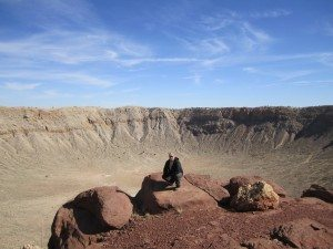 David And The Crater