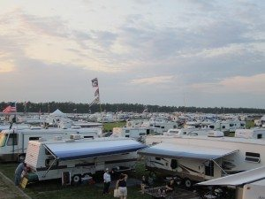 A Sea Of RV's, And This Isn't Even All Of Them!