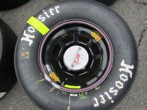Race Car Tire