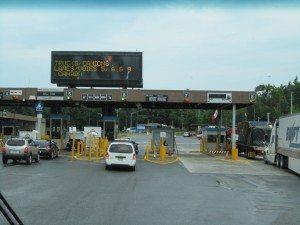 Border Crossing At The 1000 Islands, Wellesley Island, NY/Canada Border