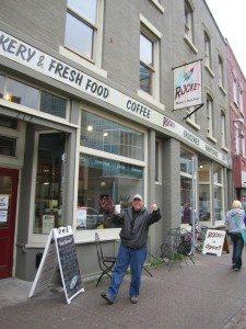 Rocket Cafe On Water Street In Downtown St. John's