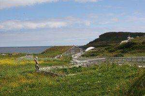 Viking Village At L'Anse aux Meadows