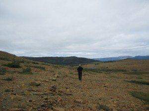 David Exploring The Tablelands
