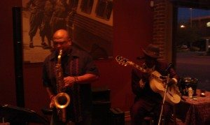 The Blues Band We Hired For The AVSFourm.com Party