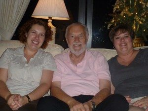 Me, My Dad And My Sister