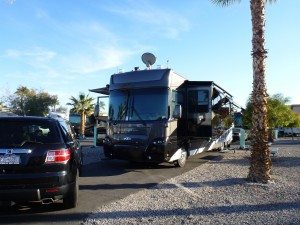 Just Hanging Out At The Las Vegas RV Resort