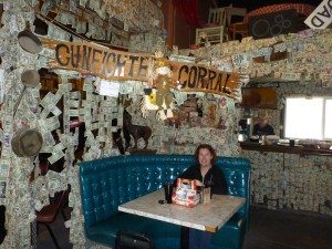 The Oatman Hotel And Restaurant