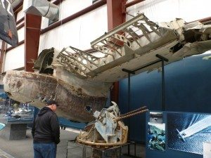 A Plane Wreck That Was Recovered Many Years Later