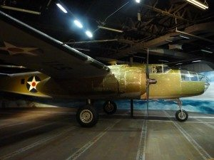 Inside The National Museum OF The Pacific War