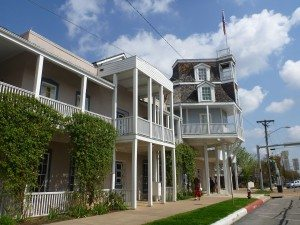 The Admiral Nimitz Museum In Fredericksburg, TX