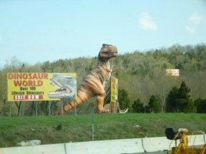 Dinosaur World...Really?