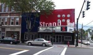 The Famous Strand Theater In Brockport, NY