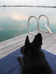 Tasha Enjoying Key West