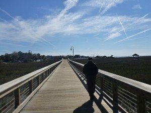 The Boardwalk At Shem Creek Park