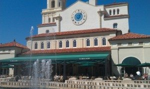 """""""Little Bellagio"""" In City Place"""