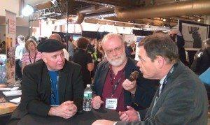 David And Scott Interviewing Joe Kane