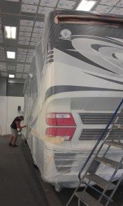 Getting Clear Coat