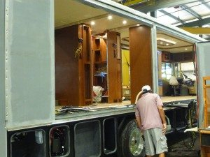 The Making Of A Motorhome