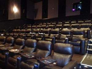 Inside The Movie Theater