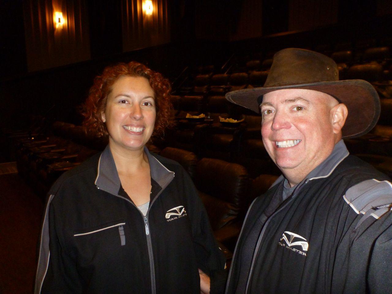 David & Brenda At The Moviehouse And Eatery