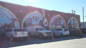 Murals Around Cleburne, TX