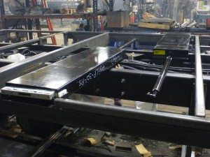 HWH Hydraulic Slide-Out System