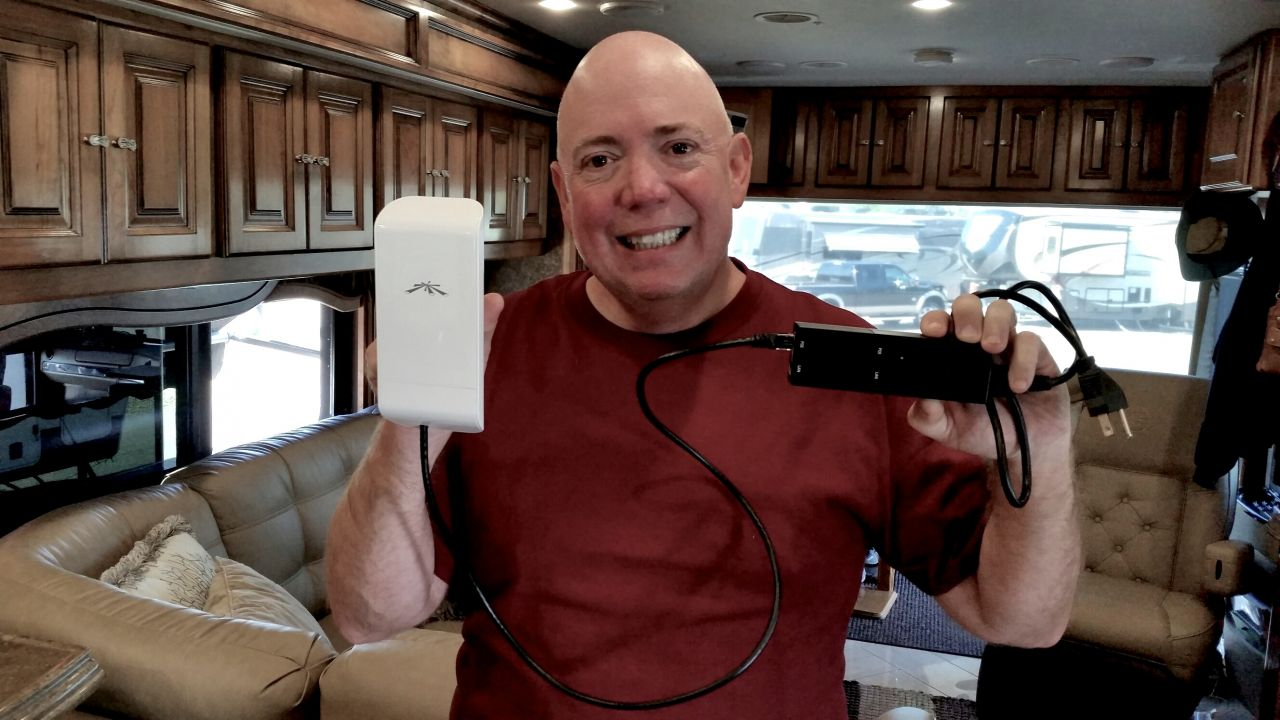 private rv wi-fi and making a better park connection for under $100