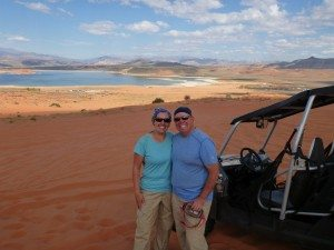Sand Dunes At Sand Hollow State Park/Recreation Area