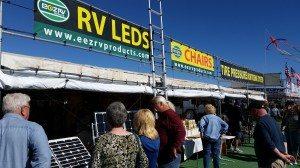 Vendors Galour Can Be Found Here In Quartzsite, AZ