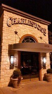 Charleston's Steakhouse In Fort Worth, TX