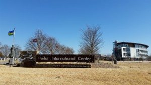 Heifer International Headquarters In Little Rock, AR