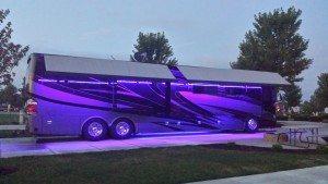 Our Tiffin 45LP Allegro Bus