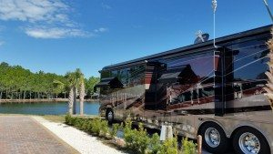 Our Site At Emerald Coast RV Beach Resort