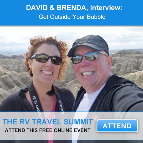 Today Is The Last Free Day Of The RV Summit!