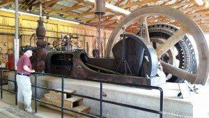 Allis Chalmers Corliss Steam Engine