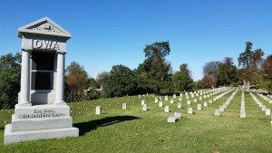 National Cemetery In The National Military Park