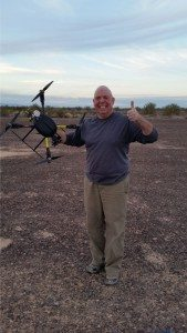David And His Quadcopter
