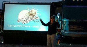 Movie Night At OOB Fest 2016