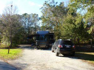 James Island County Park Campground, Charleston, SC