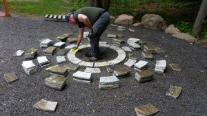Deconstructing Fire Pit
