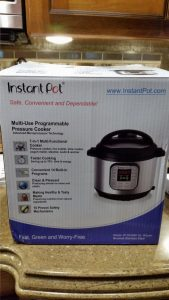Instant Pot DUO 60 7-in-1 Multi-Functional Pressure Cooker, 6QT