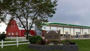 The Corn Crib In Shelby, Iowa